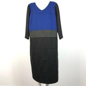 Penningtons Colorblock dress